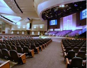 Rjc Designs Inc First Baptist Church Of Glenarden
